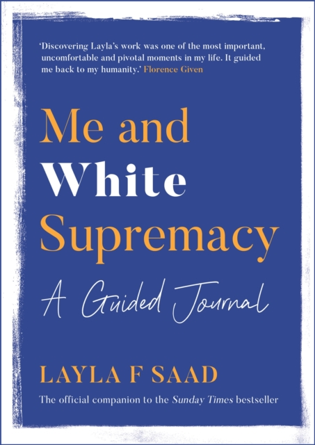 Cover for: Me and White Supremacy: A Guided Journal