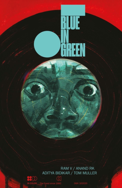 Cover for: Blue In Green