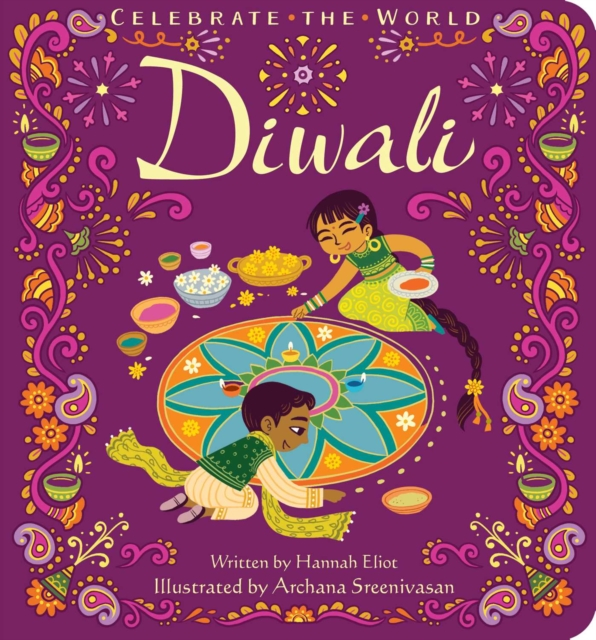 Cover for: Diwali