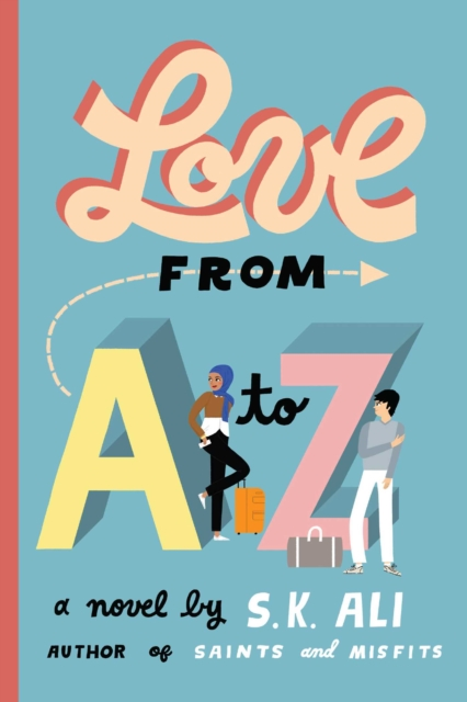Cover for: Love from A to Z