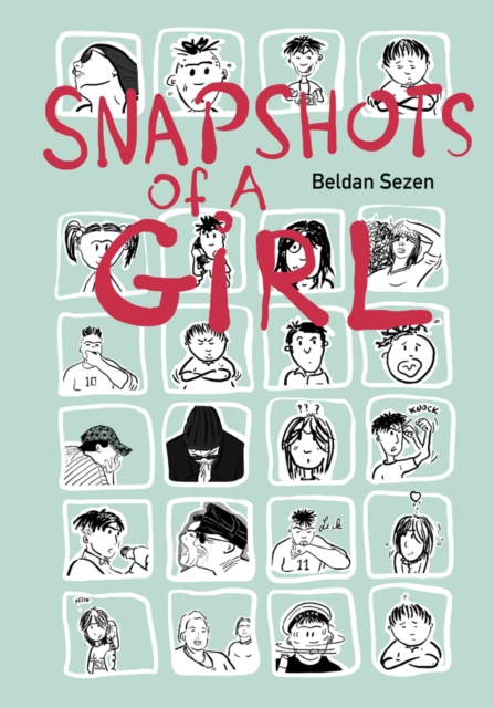 Cover for: Snapshots Of A Girl
