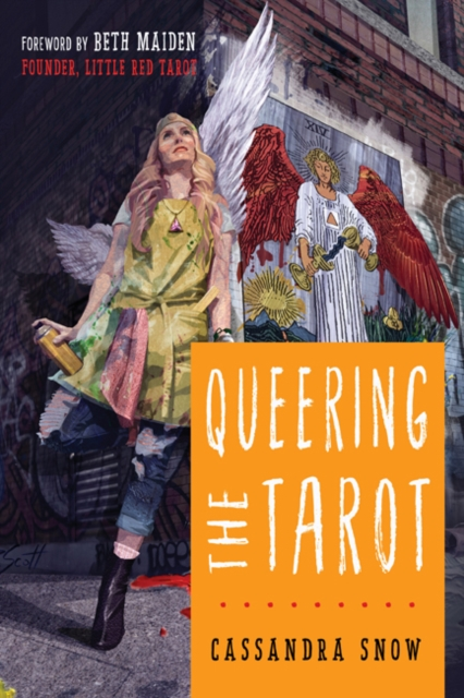Cover for: Queering the Tarot
