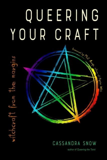 Cover for: Queering Your Craft : Witchcraft from the Margins