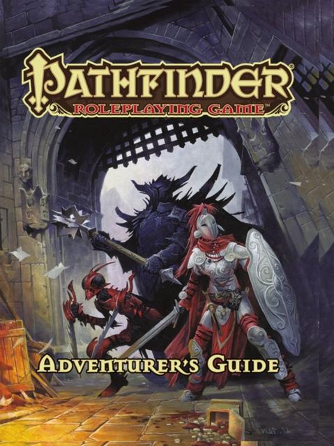 Pathfinder Roleplaying Game Adventurers , Paizo Staff, 9781601259387