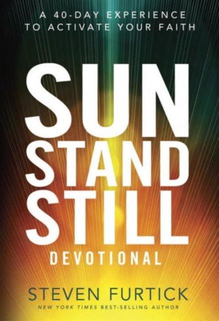 Sun Stand Still Devotional, 9781601425737