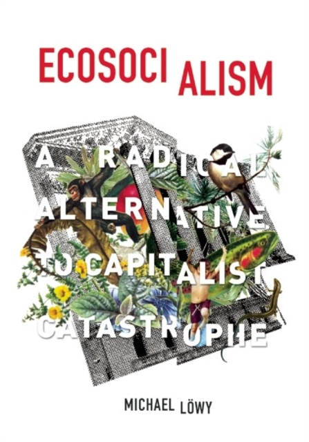 Cover for: Ecosocialism : A Radical Alternative to Capitalist Catastrophe