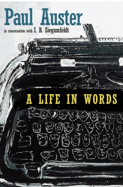 Cover for: A Life In Words
