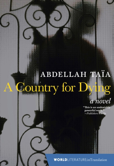 Image for A Country For Dying