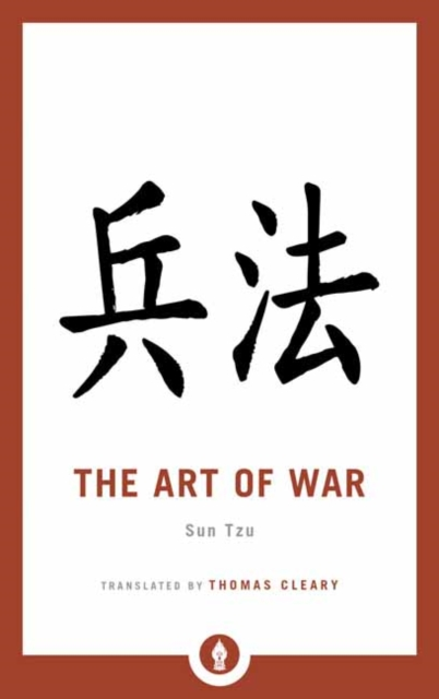 Cover for: The Art of War