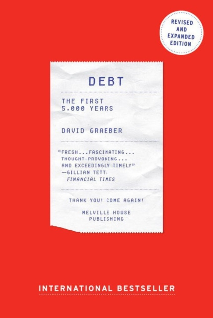 Image for Debt : The First 5000 Years