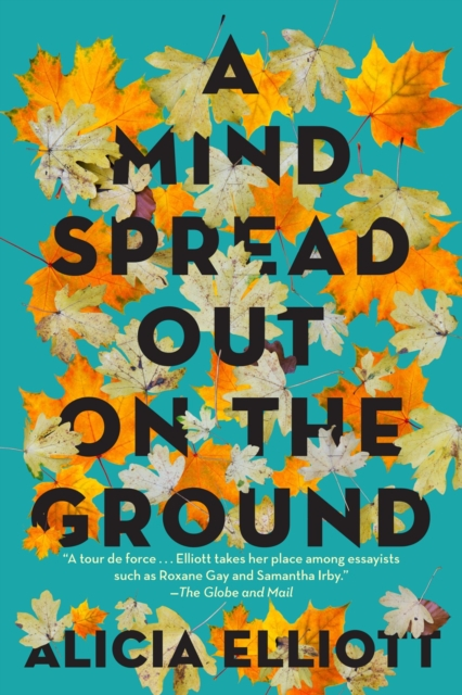 Cover for: A Mind Spread Out On The Ground