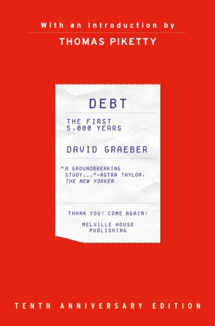 Image for Debt, 10th Anniversary Edition : The First 5,000 Years