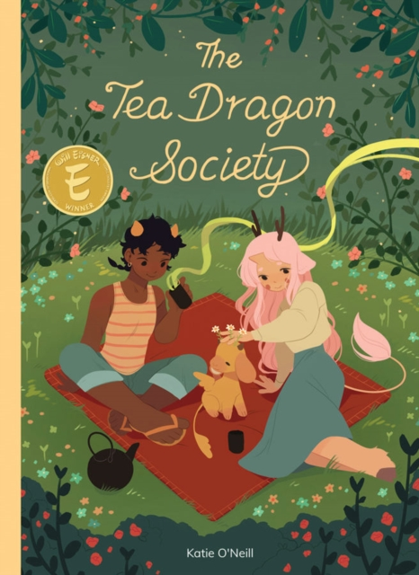 Cover for: The Tea Dragon Society