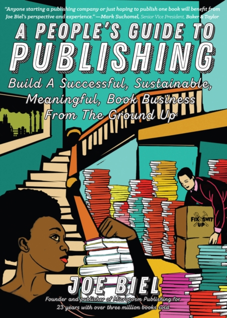Cover for: A People's Guide To Publishing