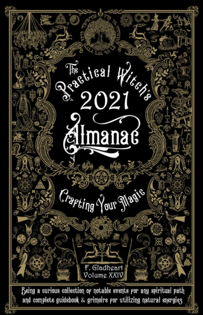 Cover for: Practical Witch's Almanac 2021 : Crafting Your Magic