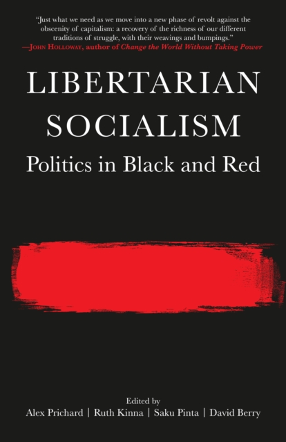 Image for Libertarian Socialism : Politics in Black and Red