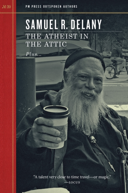 Cover for: The Atheist In The Attic