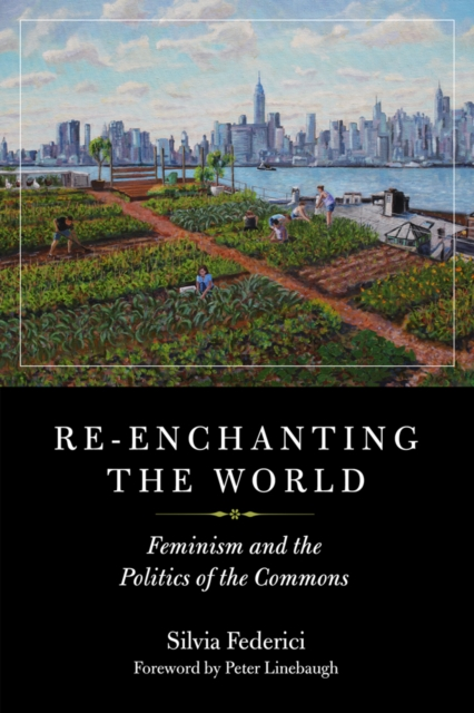Cover for: Re-enchanting The World : Feminism and the Politics of the Commons