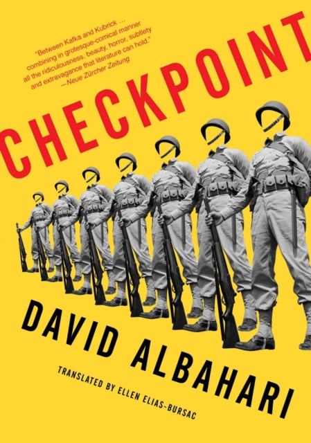 Cover for: Checkpoint