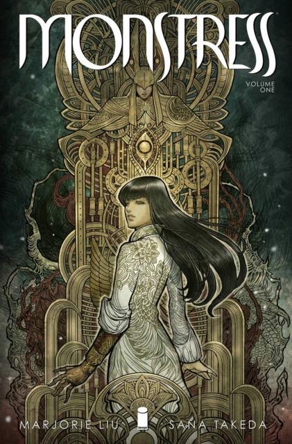 Cover for: Monstress Volume 1: Awakening