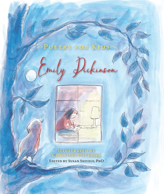 Cover for: Poetry for Kids: Emily Dickinson