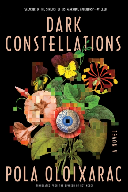 Cover for: Dark Constellations