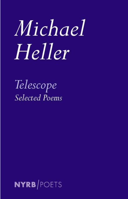 Cover for: Telescope : Selected Poems