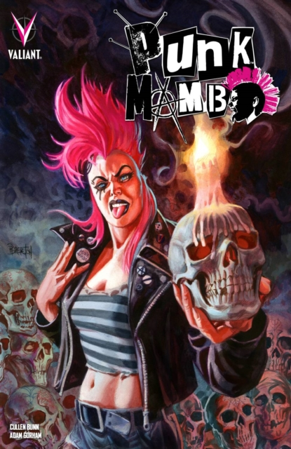 Cover for: Punk Mambo