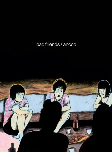 Cover for: Bad Friends