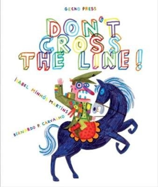Cover for: Don't Cross The Line