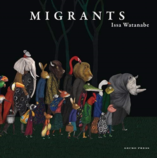 Cover for: Migrants