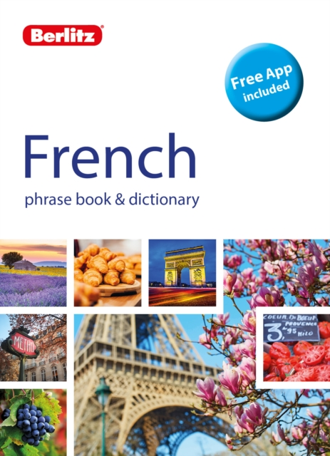 Cover for: Berlitz Phrase Book & Dictionary French (Bilingual dictionary)