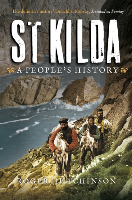 Cover for: St Kilda : A People's History