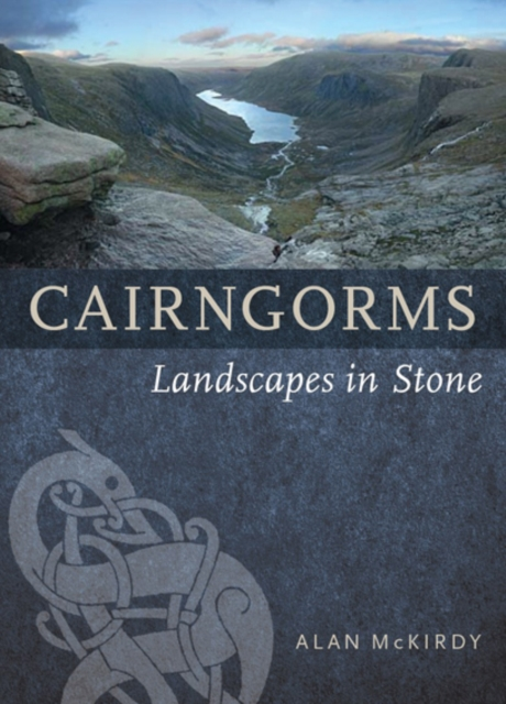 Cover for: Cairngorms : Landscapes in Stone