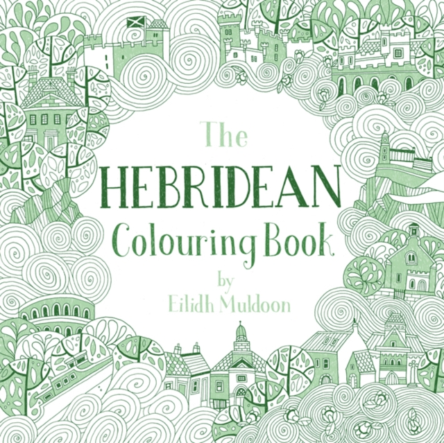 Image for The Hebridean Colouring Book