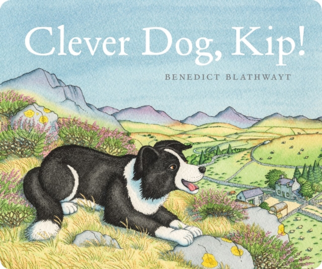 Cover for: Clever Dog, Kip!