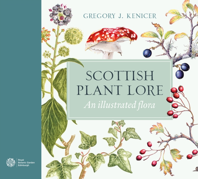 Cover for: Scottish Plant Lore : An Illustrated Flora