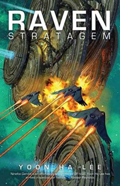 Cover for: Raven Stratagem  (Machineries of Empire #2)
