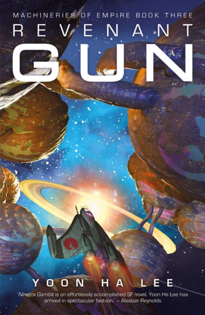 Cover for: Revenant Gun (Machineries of Empire #3)
