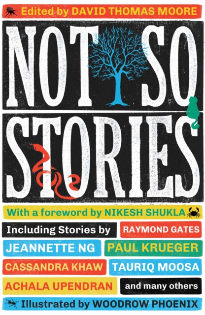 Cover for: Not So Stories