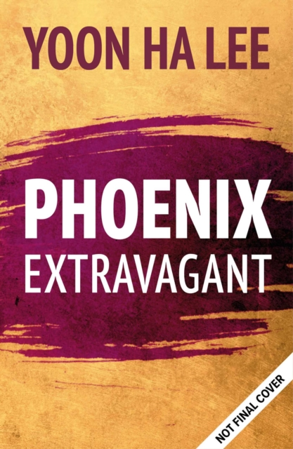 Cover for: Phoenix Extravagant