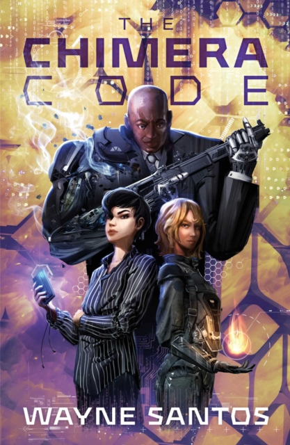Cover for: The Chimera Code