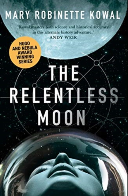 Cover for: The Relentless Moon