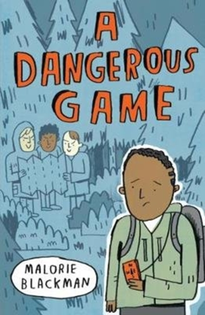 Cover for: A Dangerous Game