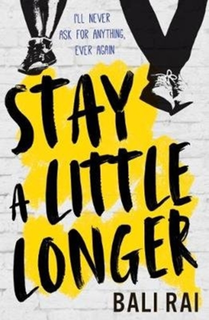 Cover for: Stay A Little Longer