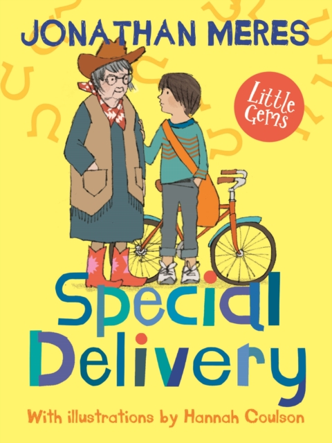 Cover for: Special Delivery
