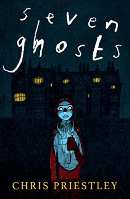 Cover for: Seven Ghosts
