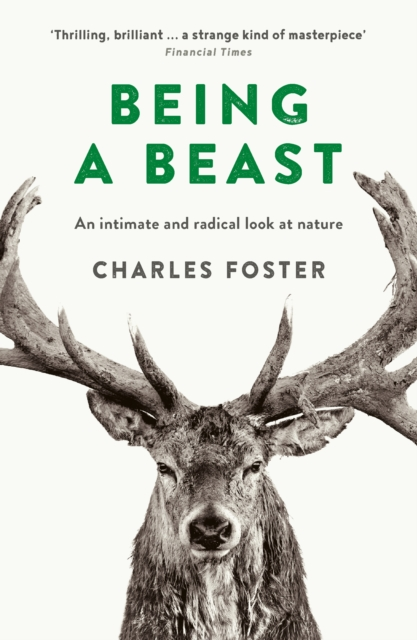 Cover for: Being a Beast