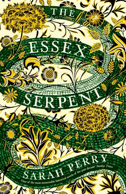 Cover for: The Essex Serpent : The number one bestseller and British Book Awards Book of the Year