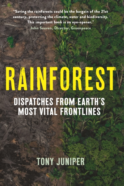 Cover for: Rainforest : Dispatches from Earth's Most Vital Frontlines